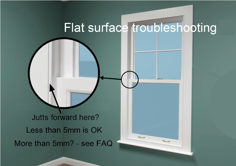 flat surface troubleshoot 1
