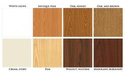 Laminate Colours